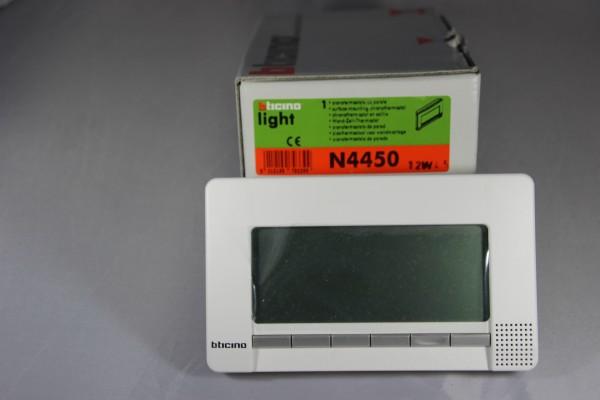 Wand-Zeit.Thermostat N4450