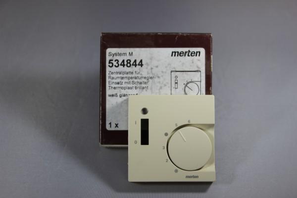 Zentralplatte 534844
